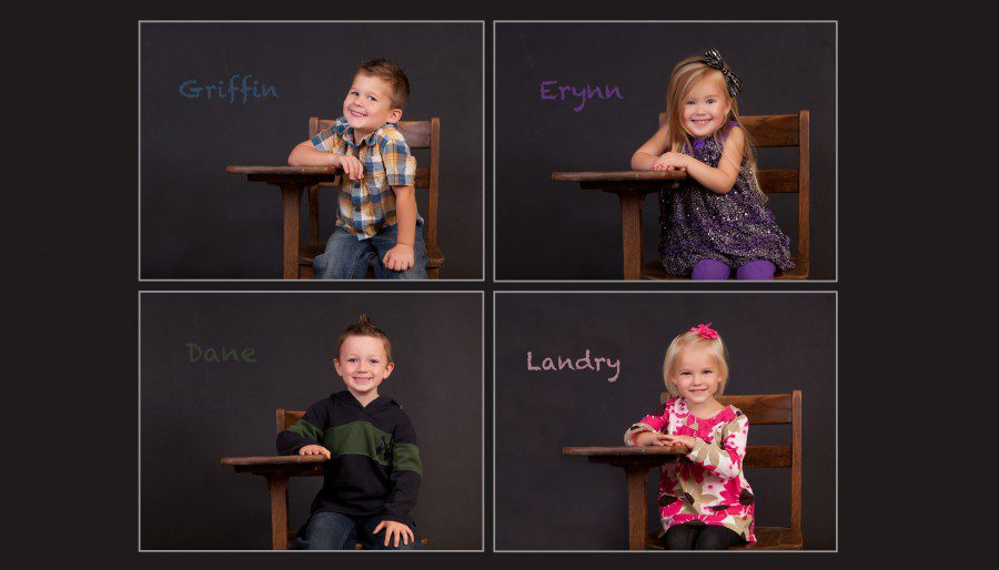 Getting Pre-Schoolers Ready For Preschool Photography