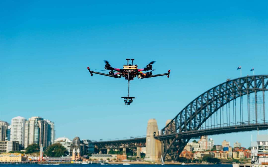 Drone Photography and Video Production in Sydney