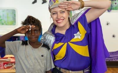 One Green Bean: Amazon Australia & Starlight Children's Foundation
