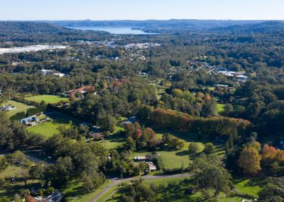 Drone video and photography over Erina