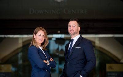 Korn Mc Dougal Lawyers Portrait Shoot