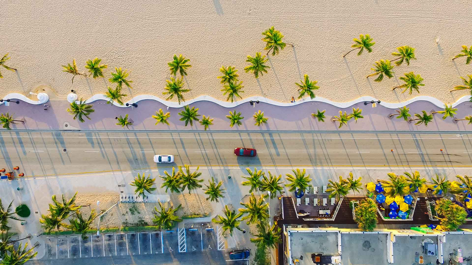 Shoreline drone photography experts