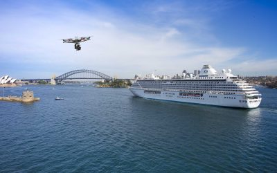 Photo Shoot Crystal Cruises