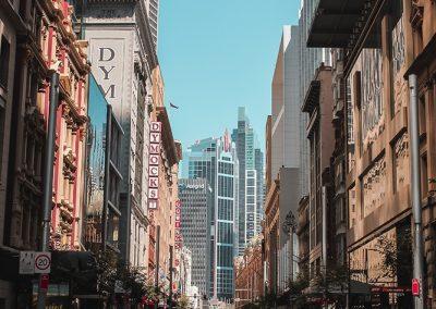 George Street - Sydney CBD