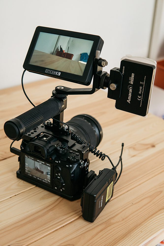 Understanding how to use a professional camera to film your video makes a huge difference to your output quality.