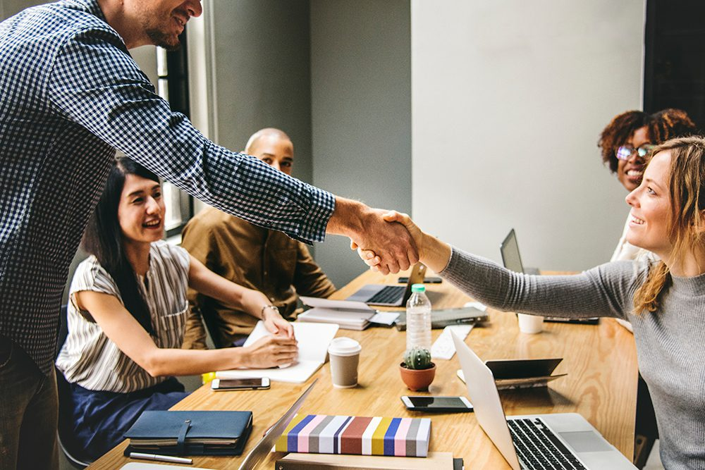 Networking promotes strategic partnerships