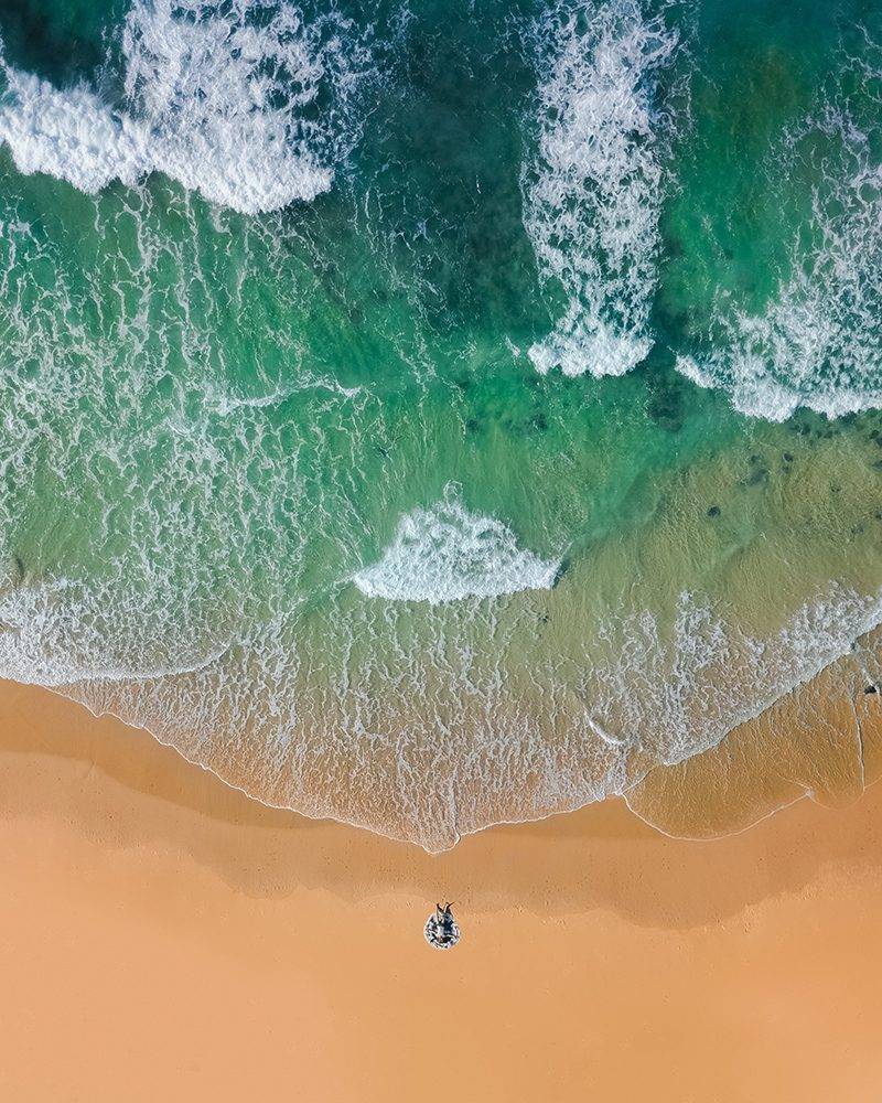 Drones are being used for surf lifesaving on Australian beaches