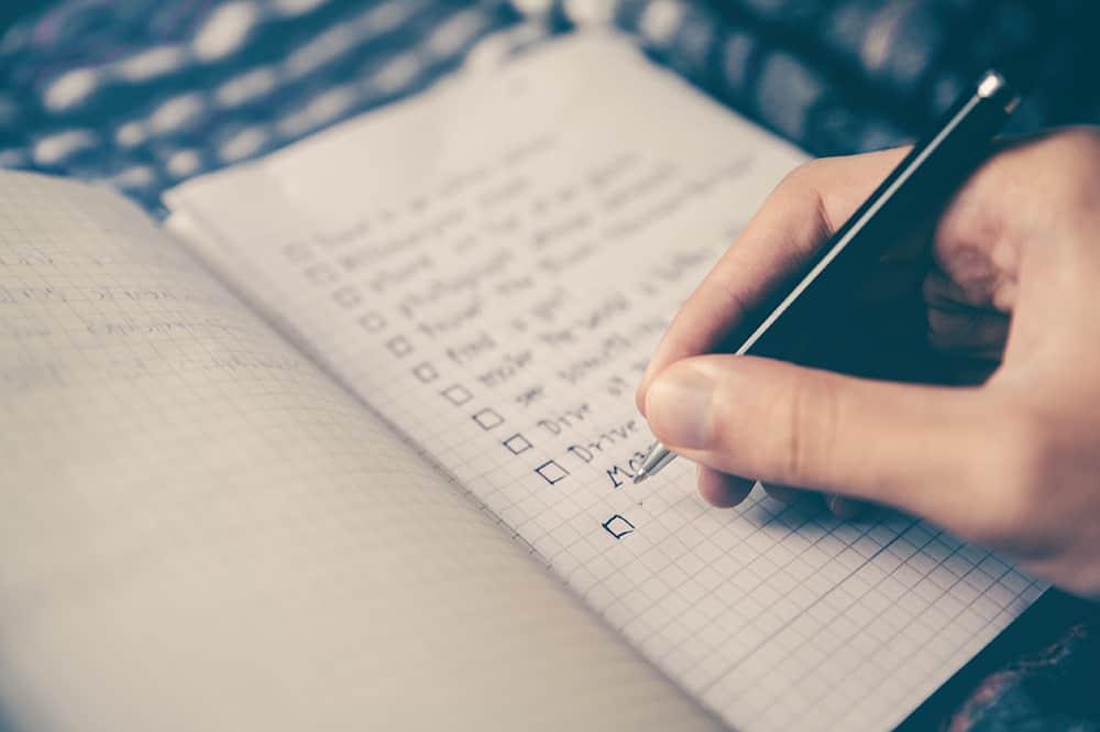 Plan your script