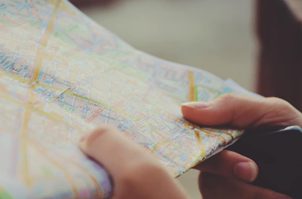 Find the right location for your video