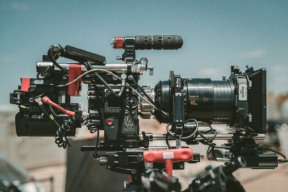 Camera equipment can add to production costs
