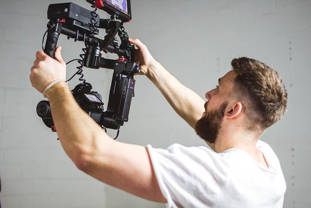Video production can vary in costs one of the factors is how many days of shooting there is.