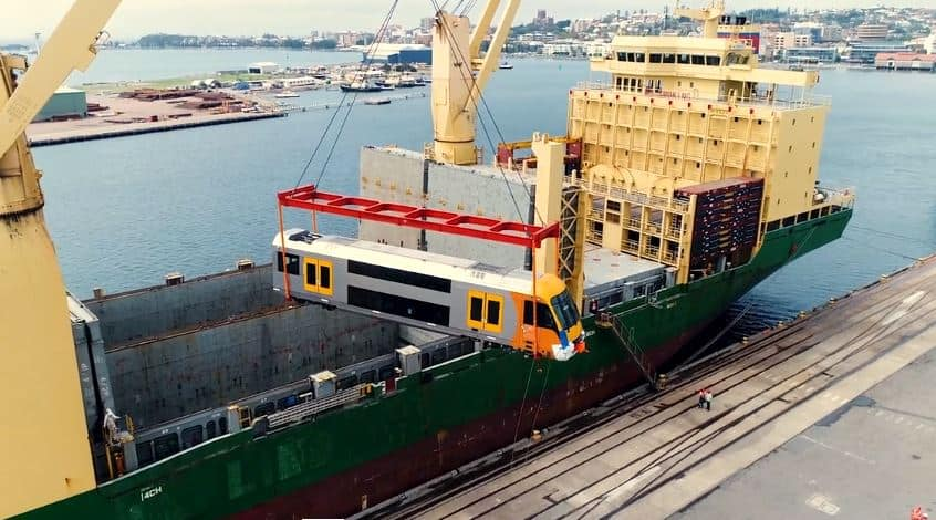 Downer: Sydney Growth Trains Project