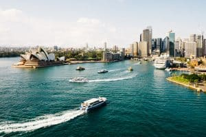 Sydney City for Corporate Video Production