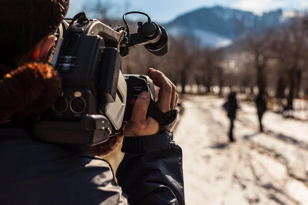 Tell the full story by filming a documentary