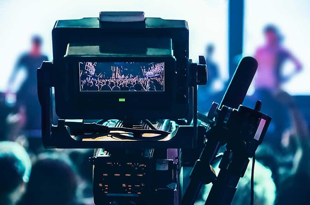 Film each event to maximise your B2B reach.