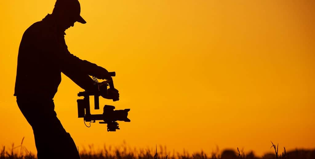Use a professional crew to create the footage you are after rather than using stock footage.