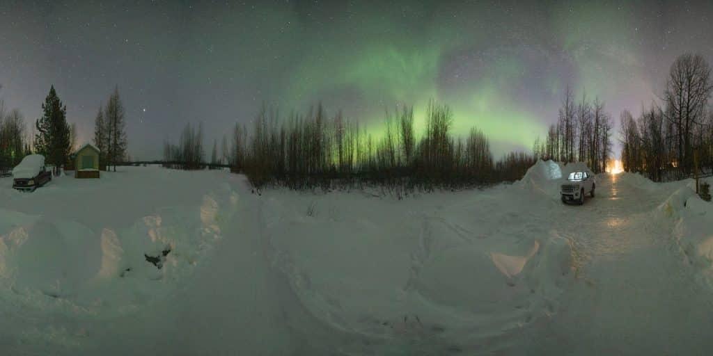 360 Image in Scandanavia