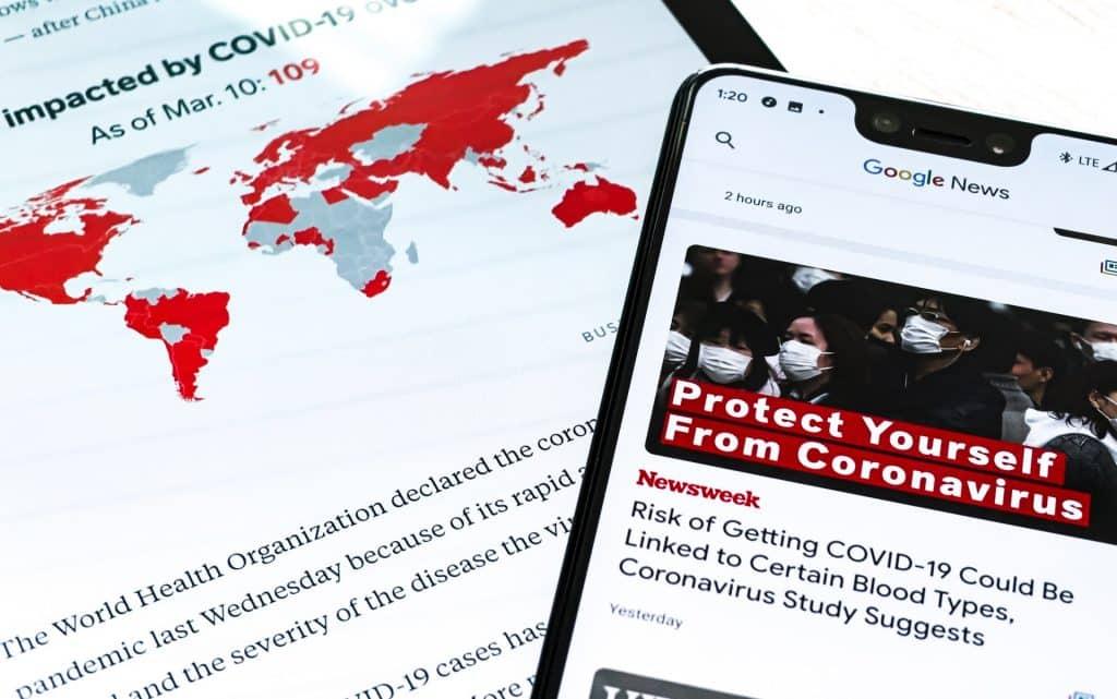 Covid-19 Business News