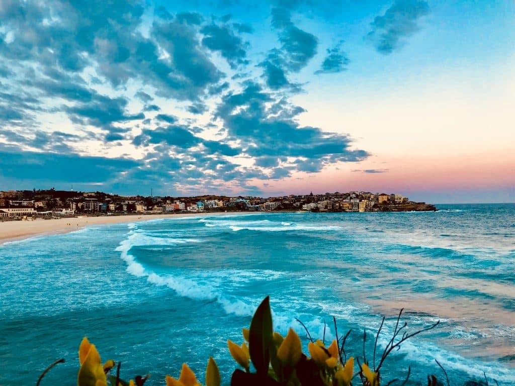 Bondi Beach Location