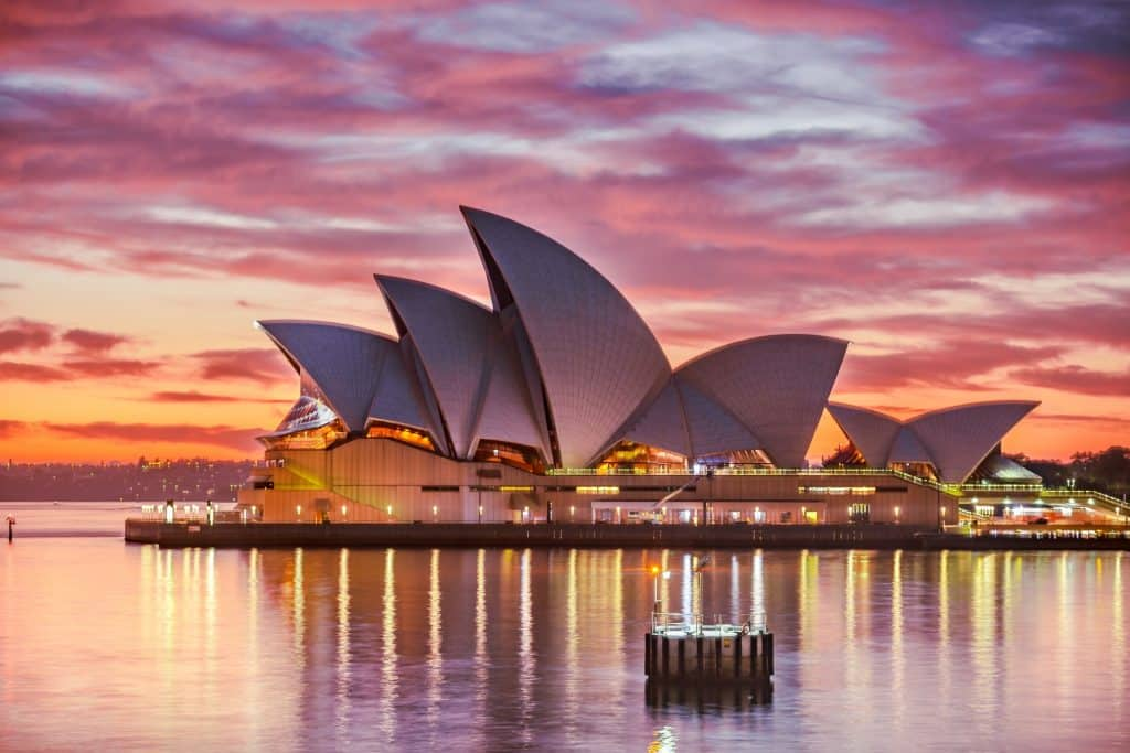 Sydney Video Location